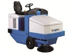 Heavy Duty Ride on Sweeping Machine Petrol Operate from TRENT INTERNATIONAL LLC