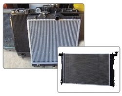 Automotive & Industrial Radiators from NEHMEH