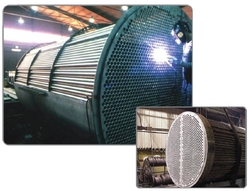 Shell & Tube Type Heat Exchangers from NEHMEH