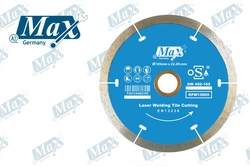 Diamond Blade for Tiles Laser Cut 300 mm  from A ONE TOOLS TRADING LLC