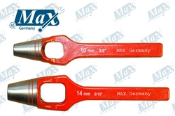 Drop Forged Wad Puncher 4 mm  from A ONE TOOLS TRADING LLC