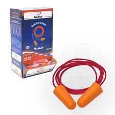 EAR PLUG WITH WIRE with cord 042222641 from ABILITY TRADING LLC