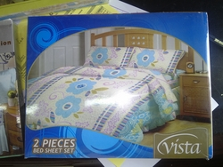 BED SHEET tulip for staff cor camp 04-2222641 from ABILITY TRADING LLC
