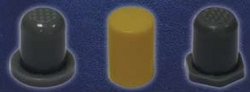 Plastic Safety Cap for Steel Rods/Bars from SABIN PLASTIC INDUSTRIES LLC