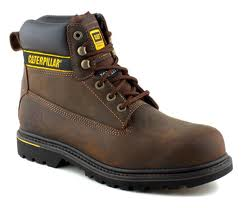 Caterpillar Holton Safety Shoes cat 042222641 from ABILITY TRADING LLC