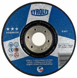 Tyrolit Cutting Disc Dubai UAE from AL MANN TRADING (LLC)