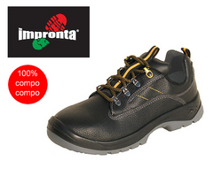 IMPRONTA - ETNA SAFETY WORK SHOES from LUTEIN GENERAL TRADING L.L.C