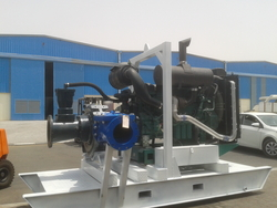 HIGH PRESSURE PUMP FOR PIPE LINE FLUSHING from LEO ENGINEERING SERVICES LLC