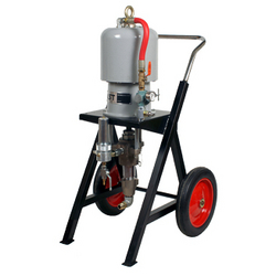 Airless spray machine suppliers in uae from POWERBLAST LLC