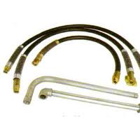 Suction hose and suction tubes