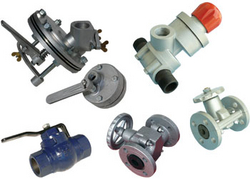 Abrasive valves from POWERBLAST LLC