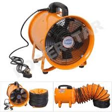 Electrical blowers from POWERBLAST LLC