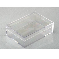 Plastic crystal Box in UAE from AL BARSHAA PLASTIC PRODUCT COMPANY LLC