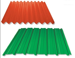 Prepainted Corrugated Sheet from BURHANI OASIS ENTERPRISE LLC