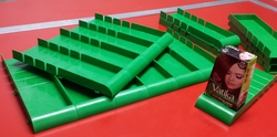 Display Tray Manufacturer in UAE from AL BARSHAA PLASTIC PRODUCT COMPANY LLC