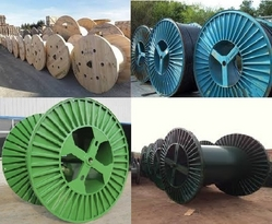 Cable Drum Wheels Steel and wooden Cable Drum Wheel from SB GROUP FZE