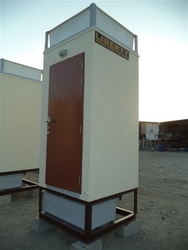 Toilet from LIBERTY BUILDING SYSTEMS FZC