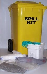 OIL SPILL KIT,CHEMICAL SPILL KIT, 042222641 from ABILITY TRADING LLC