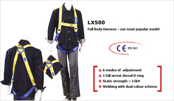 Safety Harnerss Liftek, Safety Harness, Safety Belt from ABILITY TRADING LLC
