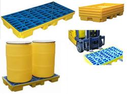 Oil Spill Deck - SC-SD2 from SIS TECH GENERAL TRADING LLC