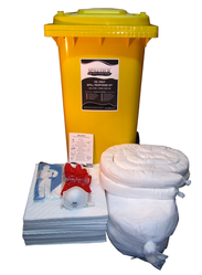 Oil Spill Kit Mobile Containers from SIS TECH GENERAL TRADING LLC