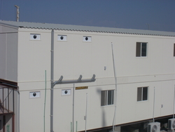 Double Storey Office from LIBERTY BUILDING SYSTEMS FZC