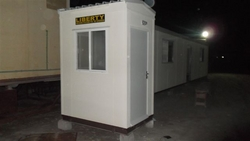 Security / Guard Room from LIBERTY BUILDING SYSTEMS FZC