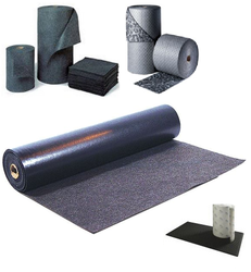 Oil Spill Mats - Oil Spill Rugs from GULF SAFETY EQUIPS TRADING LLC