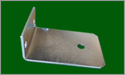 Sheet Metal Parts CLEAT from NAVGRAH FASTNERS PVT. LTD.
