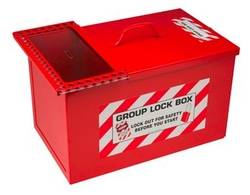 BRADY Combined Lock Storage and Group Lock Box from SIS TECH GENERAL TRADING LLC