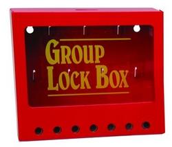 BRADY Metal Wall Lock Box from SIS TECH GENERAL TRADING LLC