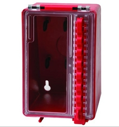 BRADY Mini Wall Lock Box from SIS TECH GENERAL TRADING LLC