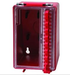 BRADY Mini Wall Lock Box from SIS TECH GENERAL TRADING LLC