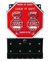 BRADY SHOCK STOP™ Group Lock Box from SIS TECH GENERAL TRADING LLC