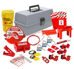 BRADY Brady Maintenance Lockout Kit from SIS TECH GENERAL TRADING LLC