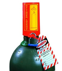 BRADY Gas Cylinder Lockout from SIS TECH GENERAL TRADING LLC