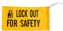 BRADY Lockout Bag from SIS TECH GENERAL TRADING LLC