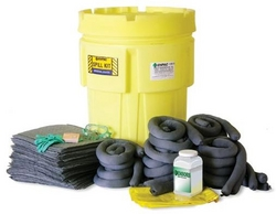95-Gallon ECO Spill Kit Aggressive from SIS TECH GENERAL TRADING LLC