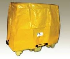 Poly-Spillpallet™ Tarp from SIS TECH GENERAL TRADING LLC