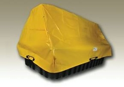 Poly-Tank® Containment Unit 550™ Tarp from SIS TECH GENERAL TRADING LLC