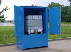 IBC Storage Locker from SIS TECH GENERAL TRADING LLC