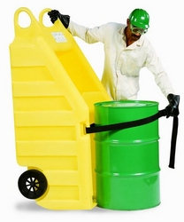 Poly-Dolly Spill kit cart from GULF SAFETY EQUIPS TRADING LLC