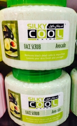Silky Cool Face & body Scrub UAE from NATURAL RUBY SALON EQUIPMENTS TRADING LLC