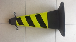 BLACK TRAFFIC CONE from EXCEL TRADING COMPANY - L L C