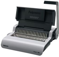 Fellowes Manual Comb Binding Machine Pulsar 300 from SIS TECH GENERAL TRADING LLC