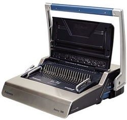 Galaxy™ 500 Manual Comb Binding Machine from SIS TECH GENERAL TRADING LLC