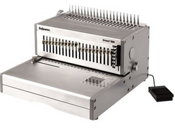 Orion™ E 500 Electric Comb Binding Machine from SIS TECH GENERAL TRADING LLC