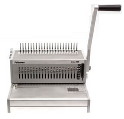 Orion™ 500 Comb Binding Machine from SIS TECH GENERAL TRADING LLC