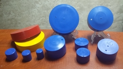 Plastic End Caps for Tubing and Pipe Ends from AL BARSHAA PLASTIC PRODUCT COMPANY LLC