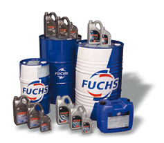 FUCHS OIL & Lubricants GHANIM TRADING DUBAI UAE +97142821100 from GHANIM TRADING LLC